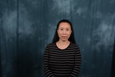 Ying's Self  Portrait 2017