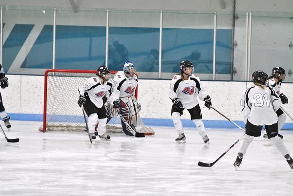 AC Girls High School Hockey 2012-13