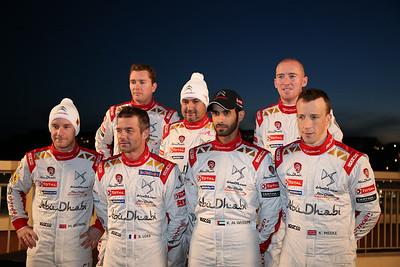 pilotes  citroen 83 eme rallye Monte-Carlo 2015 (JL)-11