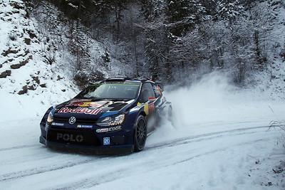 latvala jm anttila m (fin) VW polo R WRC n°2 2015 RMC  (JL)-30