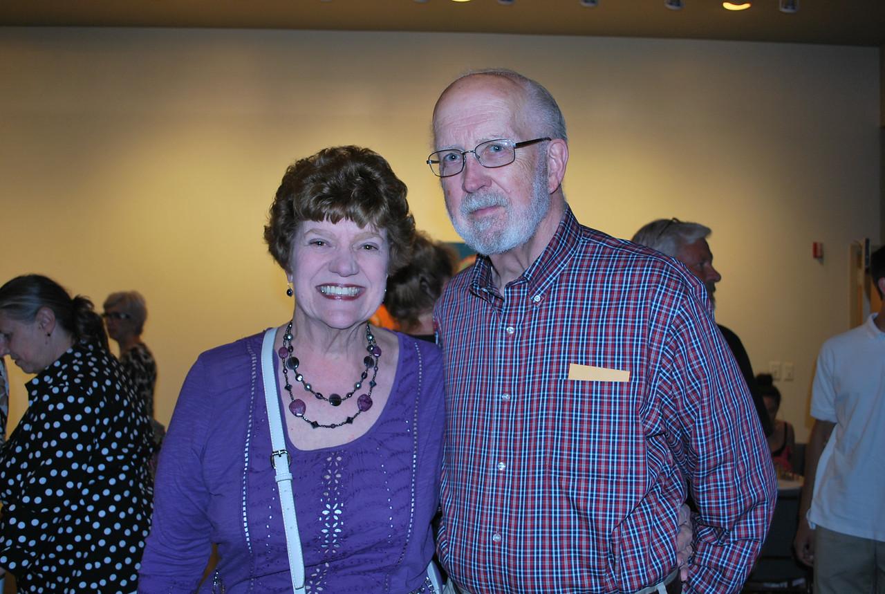 Barbara and Mitch Singleton