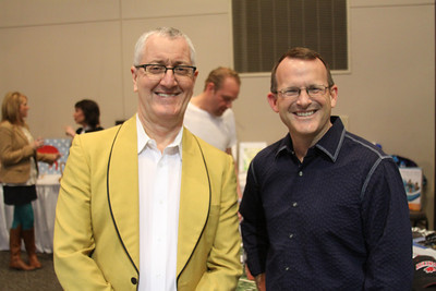 Ed Nicholson, Mike Luttrell (1)