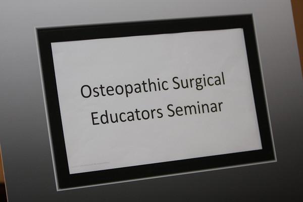 ACOS Surgical Educators Seminar