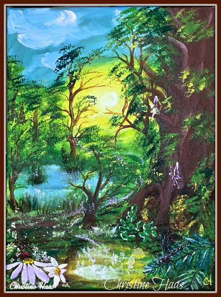 MAGIC FOREST 2018