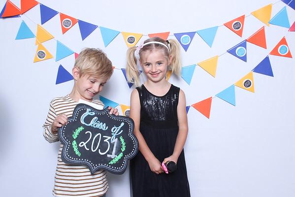 ACS First Day of Kindergarten 2018!
