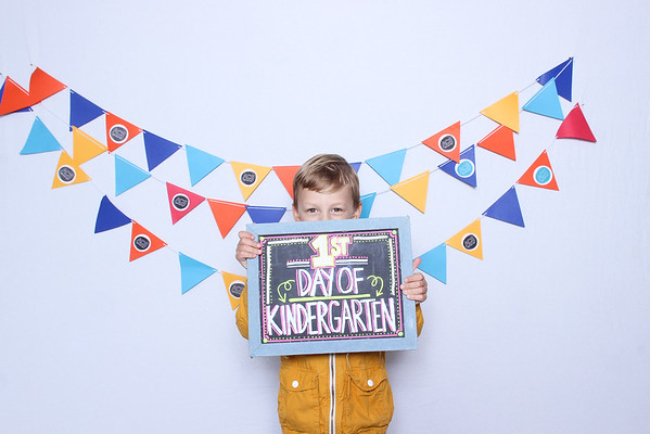 ACS First Day of Kindergarten! (Day2)