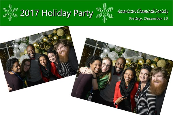 ACS Holiday Party - Photobooth