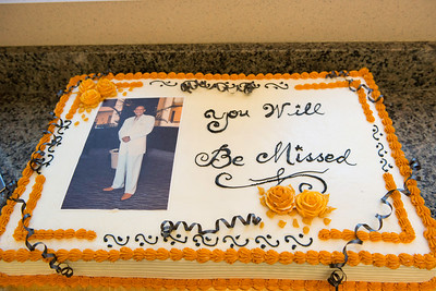 Arthur Lemmon Retirement Party