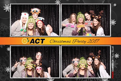 ACT Christmas Party  - 12-09-2017