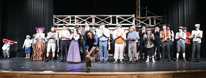 ACT I of Benton County presents Newsies