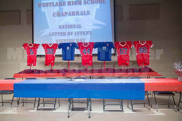 Feb 2015 SIGNING DAY- LETTERS OF INTENT