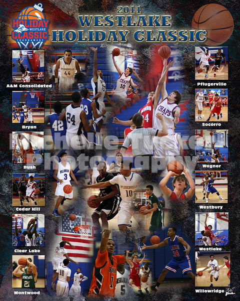 2011 HOLIAY CLASSIC POSTER copy
