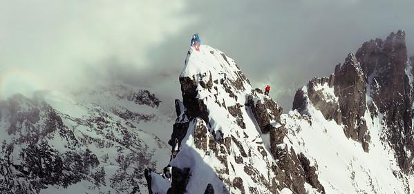 Michal Sabovcik/Kezmarsky Stit/High Tatras/Slovakia