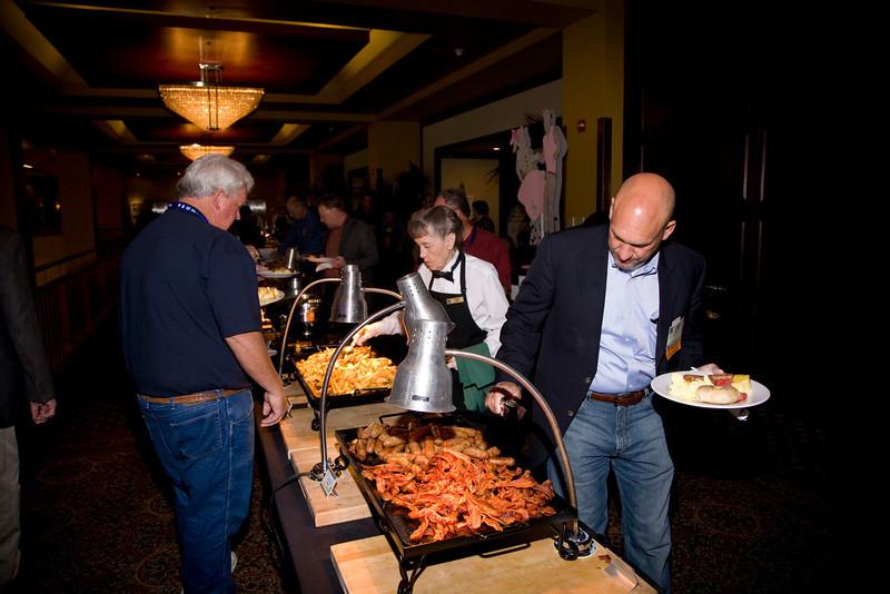 Hans Doe Forum Breakfast, Friday 5-9-08
