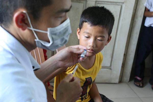 May 22  Hep B Vaccines - Xa Phu Dien