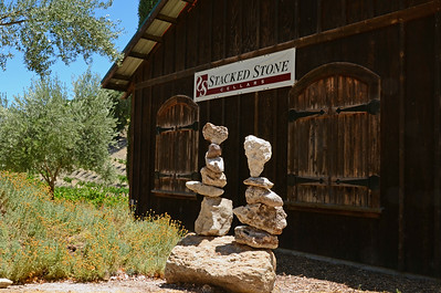 Stacked Stone Cellars   1525 Peachy Canyon Road, Paso Robles, CA  www.stackedstone.com    A Sponsor of my participation in the 2014 OTTAWA BAWI (Balanced Art World International) Festival,  August 2-4 http://bawiint.com/