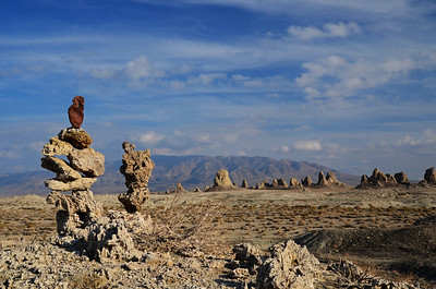 Trona Pinnacles, Mojave Desert, California