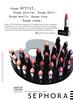 2010 SEPHORA lipstick France (Cosmopolitan)