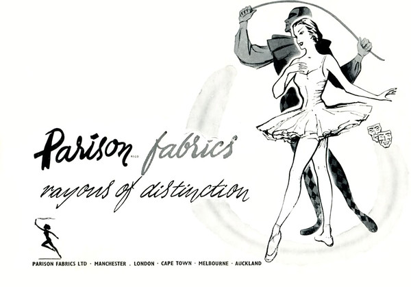 1950 PARISON fabrics UK (Harper's Baaar)