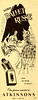 1951 ATKINSONS Ballet Russe fragrance Argentine (half page Para Ti) bis