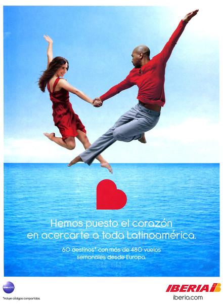 2011 Iberia airlines Spain (Elle)