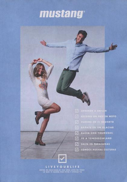 2014 MUSTANG footwear Spain (Cuore)