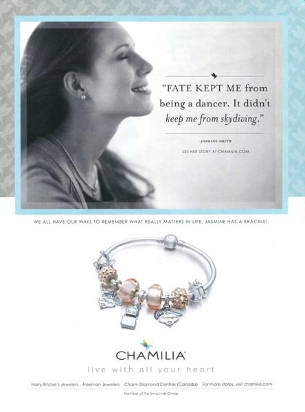 2015 CHAMILIA jewellery: US (In Style)