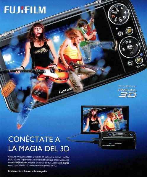 2010 FUJIFILM3D dig Spain (El Corte Inglés)
