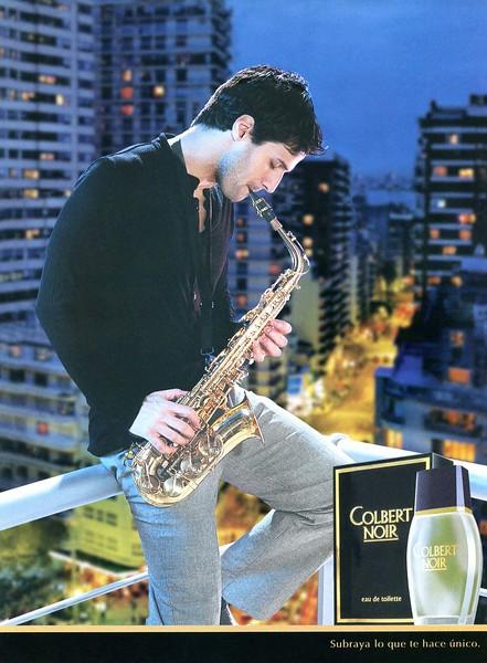 2004 CANNON Colbert Noir fragrance: Argentina