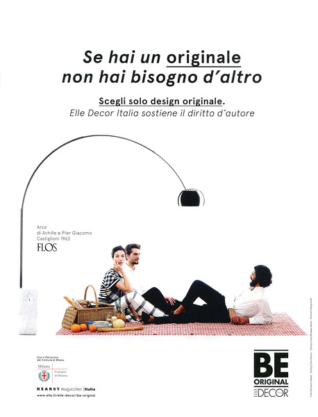 2013 BE ORIGINAL home design Italy  (Marie Claire)