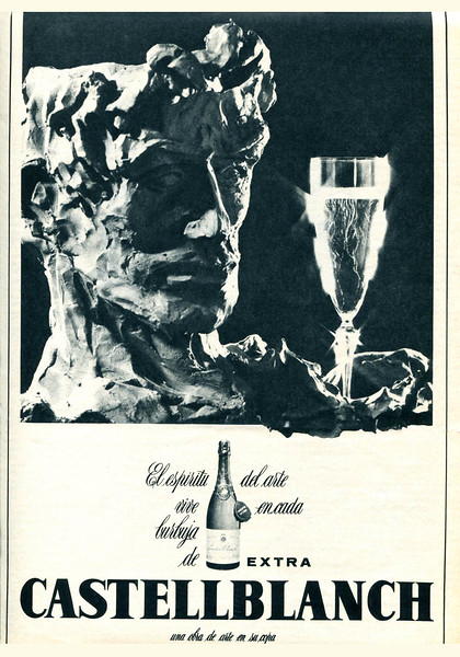 1970 CASTELLBLANC champagne Spain (Triunfo)