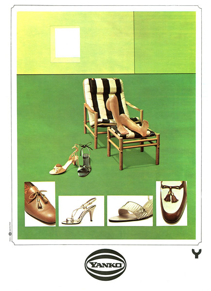1982 YANKO shoes Spain (Lecturas)