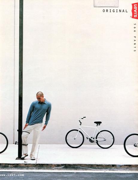 1998 LEVIS jeans Spain (Muy Interesante)