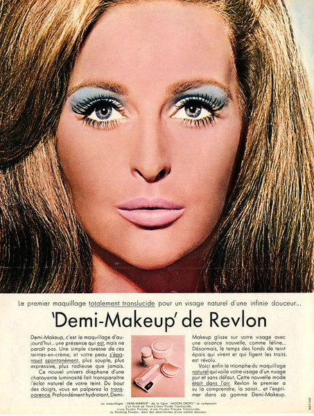 1969 REVLON make up Spain (Marie Claire)