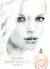2012 CALVIN KLEIN Sheer Beauty fragrance UK<br /> featuring Daphne Groeneveld