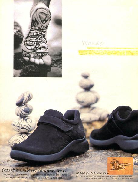 1999 PANAMA JACK footwear Spain EPS
