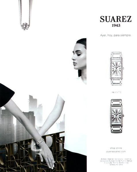 2016 SUAREZ jewellers Spain (SModa)