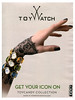 2013 TOY WATCH wristwatches Italy (Grazia)