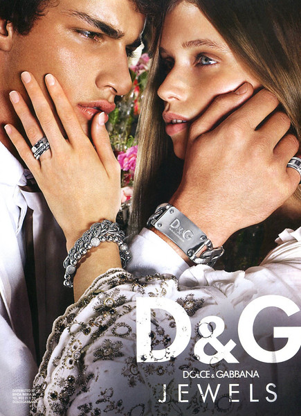 2008 D & G Jewels: Spain (Marie Claire)