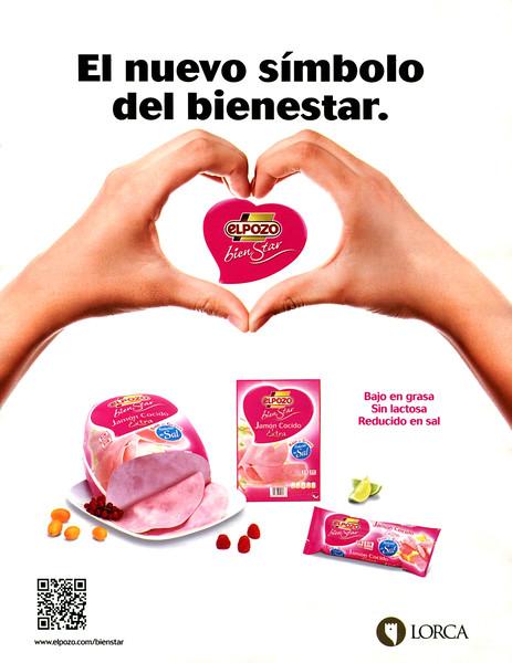 2014 EL POZO ham of York Spain (El País Semanal)