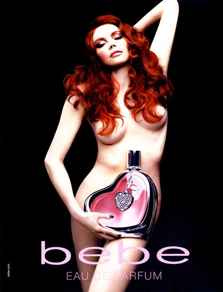2009 BEBE Eau de Parfum France (Vogue)