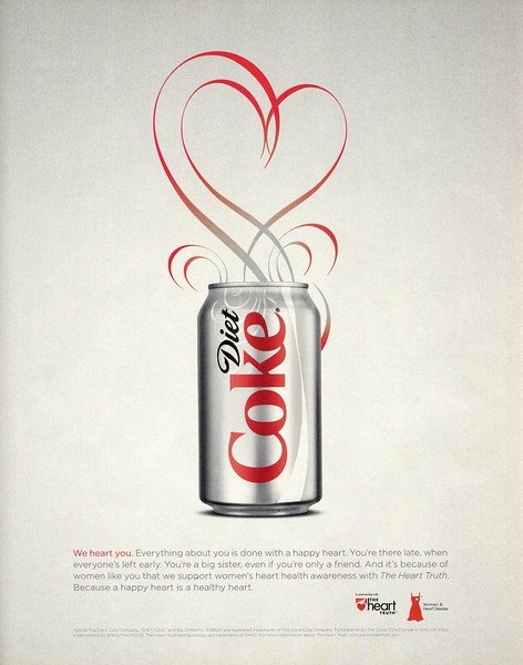 2008 DIET COKE US (In Style)