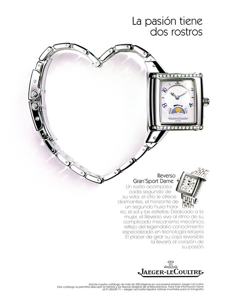 2002 JAEGER watches Spain (Vogue)