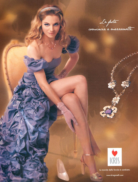 2007 KRIS jewellery Italy (Elle)