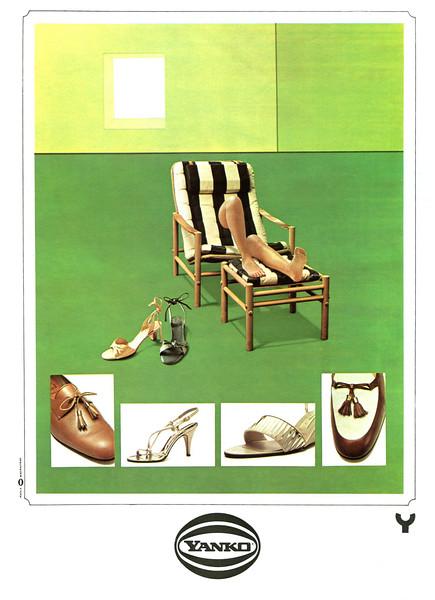 1982 YANKO shoes Spain (Lecturas)