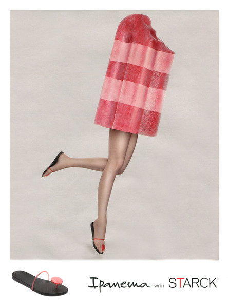 2016 IPANEMA sandals Germany (Cosmopolitan)