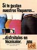 1980 LEE jeans Spain (Penthouse)