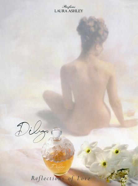 1992 LAURA ASHLEY Dilys fagrance: UK