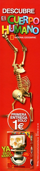 2011 HUMAN BODY educational kit Spaiin (third page Tu Bebé)