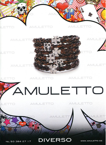 2008 AMULETTO jewellery: Spain (Elle)
